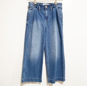 ABERCROMBIE KIDS Girl Wide Leg Jeans